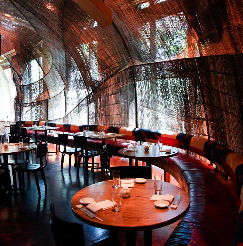 Nob Dubai, restaurant