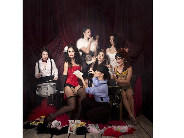 Wild Cherryz Burlesque: Arcana Lace