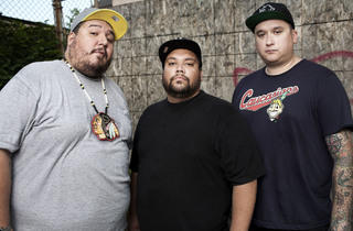 A Tribe Called Red + Geko Jones + Tanner Caldwell