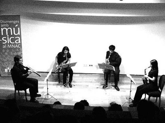 Quartet Katsax