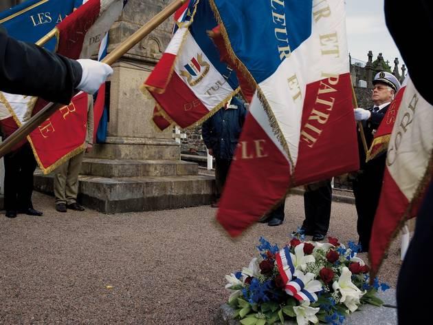 ('Sans titre (Trauma n° 4)', Corrèze, France, 2008-2009 / Courtesy de l'artiste / © Ahlam Shibli)