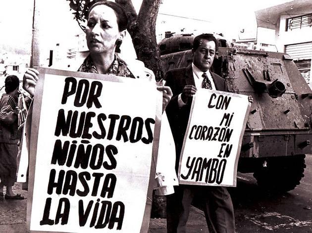 DocsBarcelona 2013: Con mi corazón en Yambo