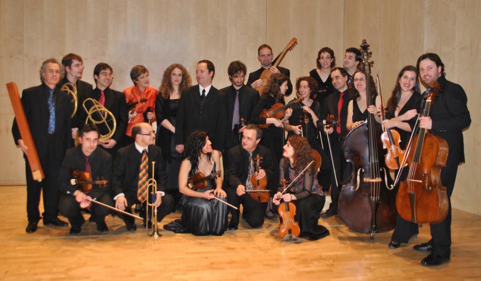 Orquestra Barroca Catalana: Händel a l'òpera