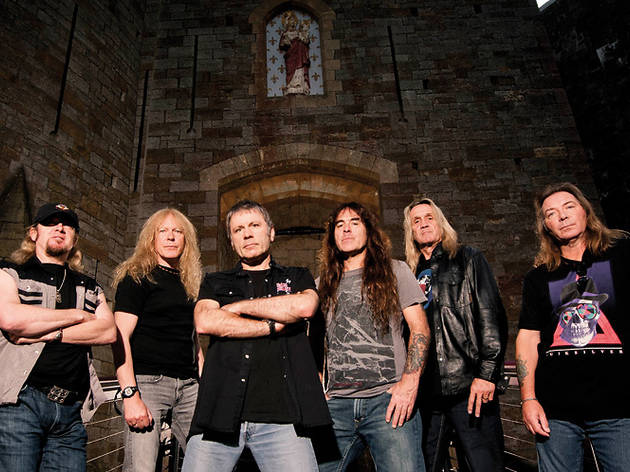 Sonisphere 2013: Iron Maiden + Megadeth + Anthrax + Ghost + Avantasia...