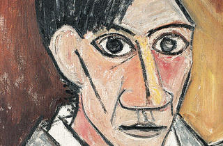 Yo Picasso. Self-portraits.