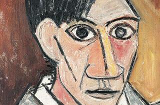 Yo Picasso. Autoretrats