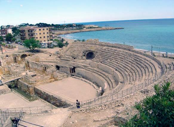Tarragona tarraco amfiteatre
