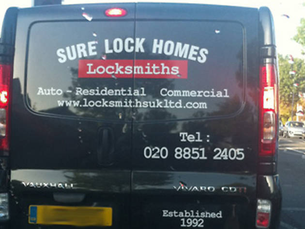 Sure Lock Homes
