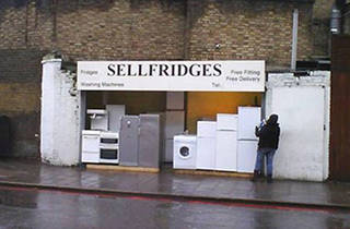 Sellfridges