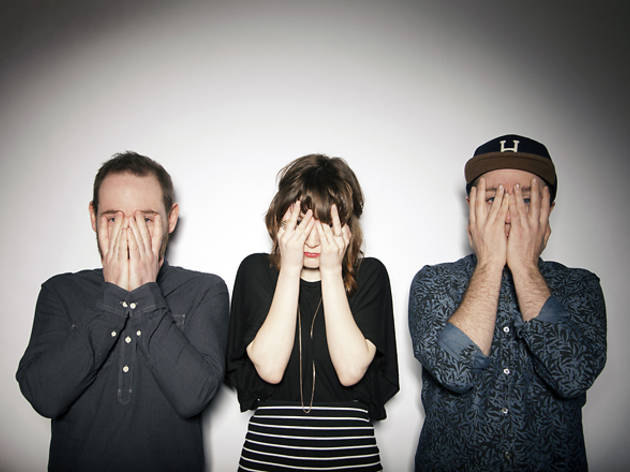 Lollapalooza 2014: Chvrches
