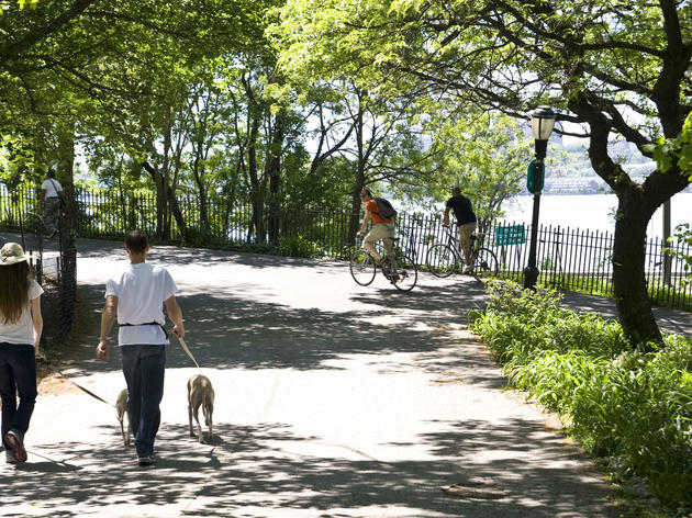 Best parks for a walk