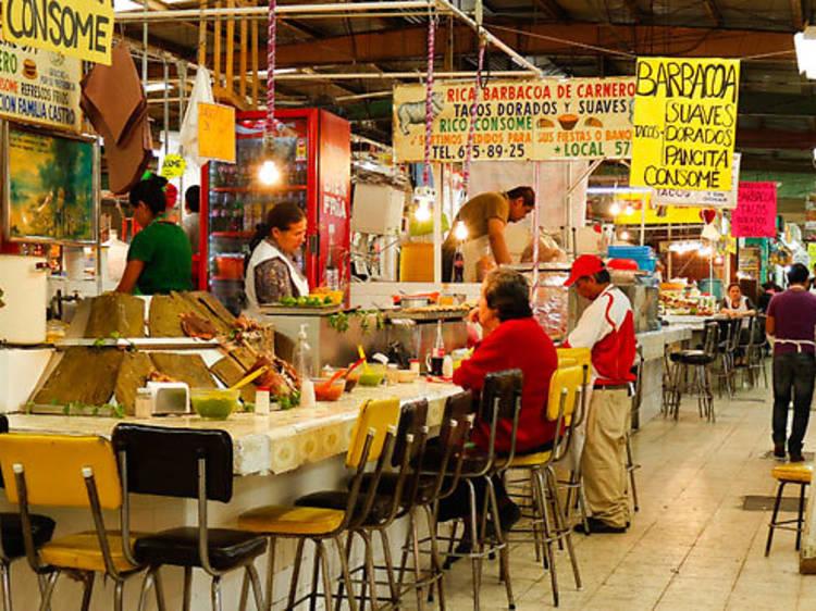Para chacharear: Mercado Portales