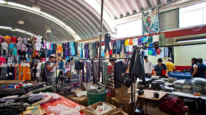 Mercado de tepito eje 1 norte ray n centro tiendas time out ciudad de m xico - Comprar ropa en portugal ...