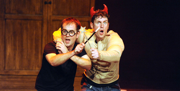 Potted Potter image