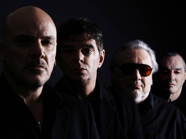The Stranglers + Mike Marlin