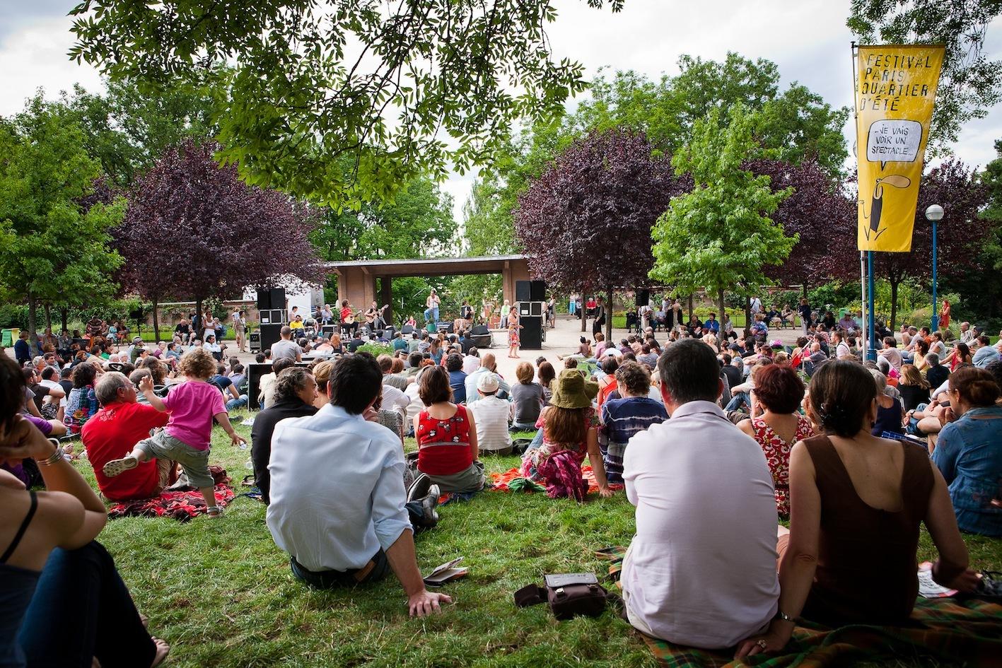 Quartier d'Eté festival