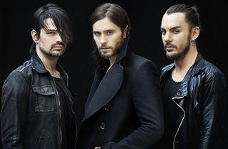 ITUNES FESTIVAL: Thirty Seconds To Mars + The Family Rain