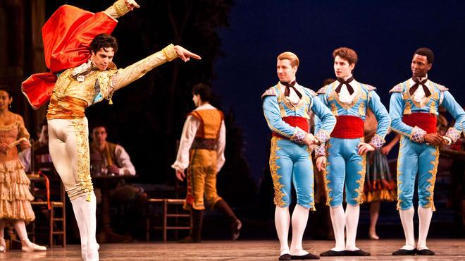Alexandre Hammoudi, American Ballet Theatre