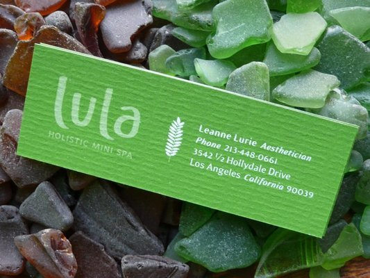 Lula Holistic Mini Spa