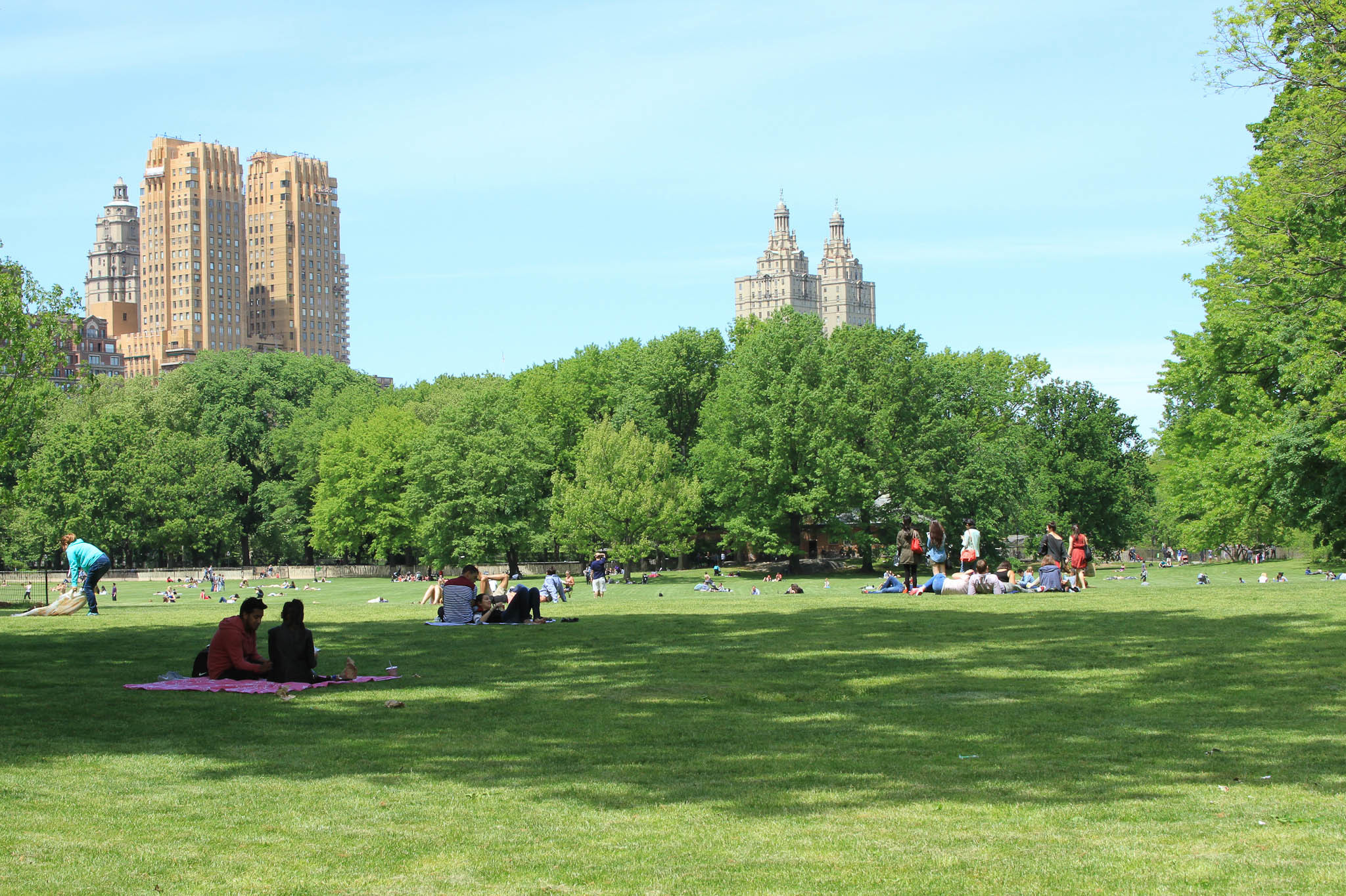 Guides On Parks In Nyc