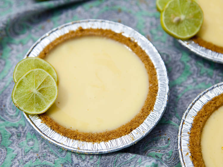 Key lime from Steve's Authentic Key Lime
