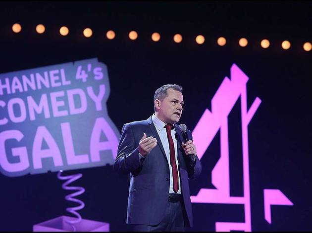 C4's Comedy Gala