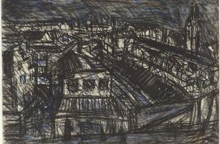 Leon Kossoff: London Landscapes