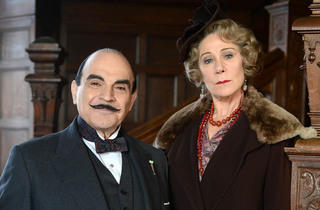 Agatha Christie's Poirot: Elephants Can Remember