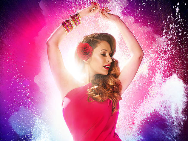 Bollywood Carmen Live