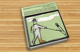 Presentación de Escribo a ciegas, de Jorge F. Hernández