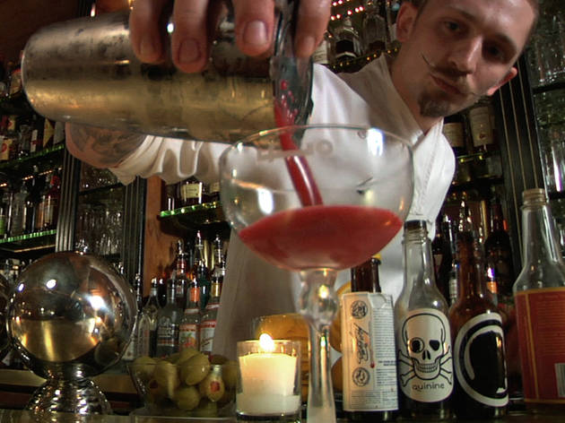 Hey Bartender: movie review