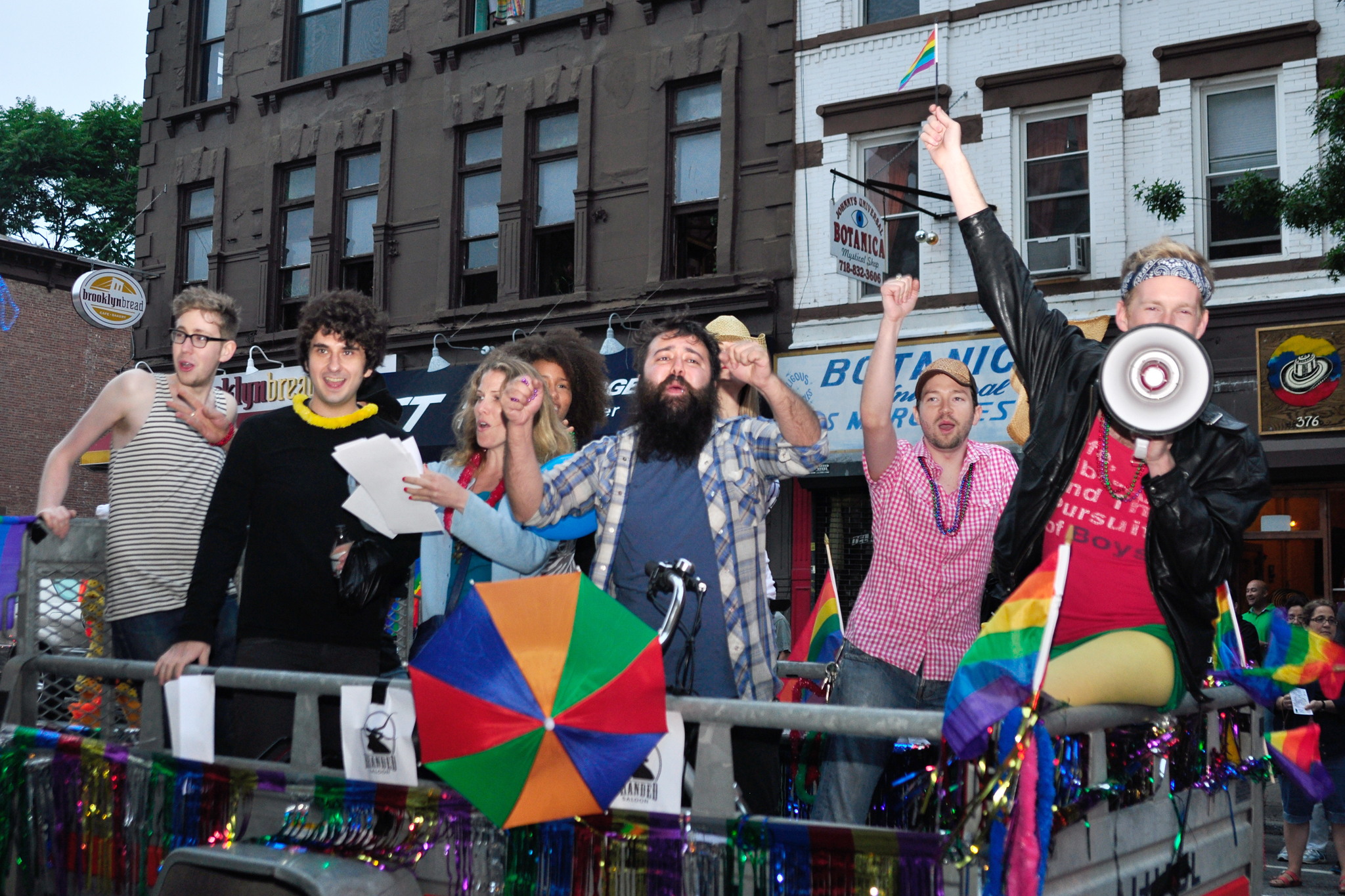 Brooklyn Pride Parade and Festival