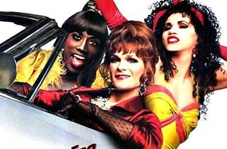 To Wong Foo Thanks for Everything, Julie Newmar at your Downtown Drive-In