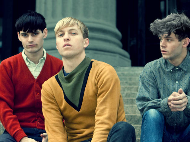 The Drums + Polica + It Will