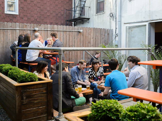 The 24 best beer gardens and beer halls in NYC