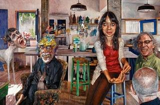"""""""Mark Greenwold: Murdering the World, Paintings and Drawings 2007-2013"""""""