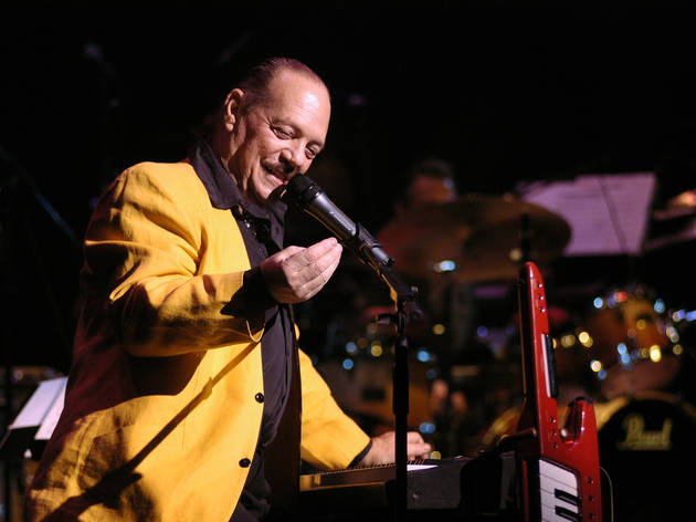 Larry Harlow and the Latin Legends Band