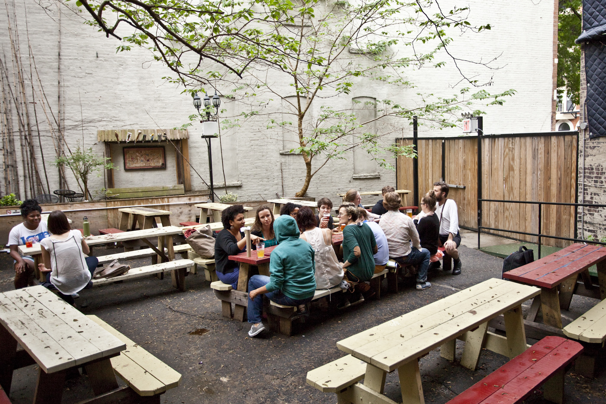 Best Outdoor Bars Long Island
