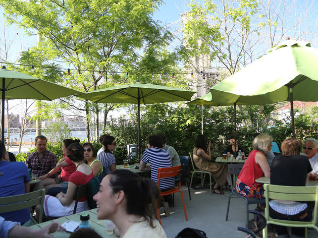 Where to drink in (or near) the best parks in New York City