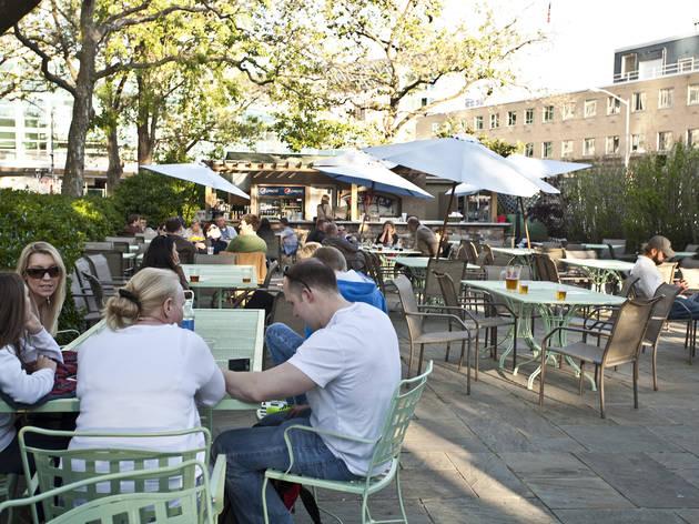 Beer Garden NYC