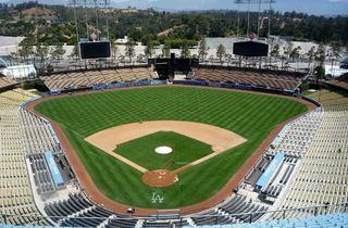 (Photograph: Courtesy Dodger Stadium)