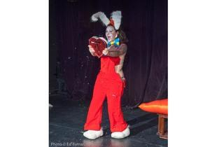 HyperGender Burlesque Presents Haunted House