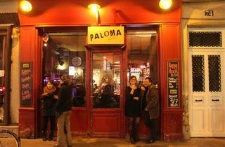 (La Paloma / © C. Griffoulières - Time Out Paris)