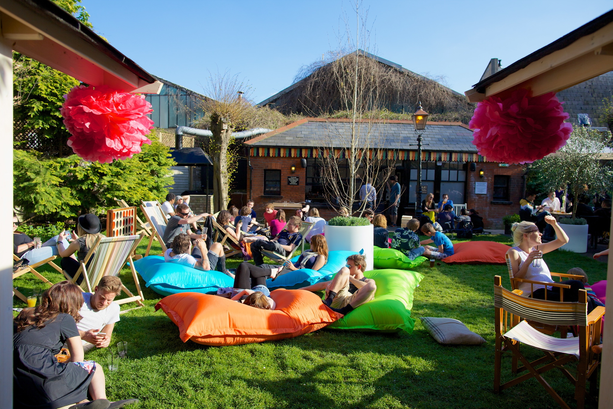 London S Best Beer Gardens Bars Time Out London