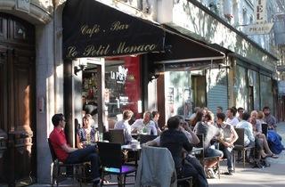 (Le Petit Monaco - C. Griffoulières / Time Out Paris)