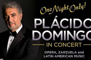 An Evening with Plácido Domingo In Concert