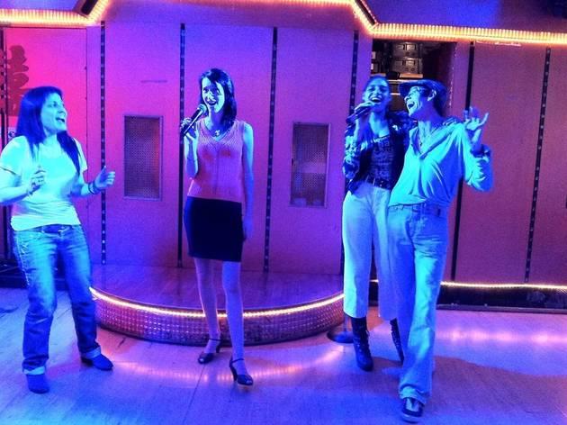 karaoke belleville