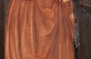 (Edward Burne Jones, 'Fatima', 1888 / Colección Pérez Simón, Mexico / © Studio Sébert Photographe)
