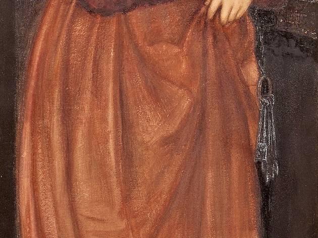 (Edward Burne Jones, 'Fatima', 1888 / Colección Pérez Simón, Mexico / © Studio Sébert Photographe)