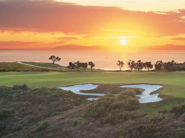 For the avid golfer